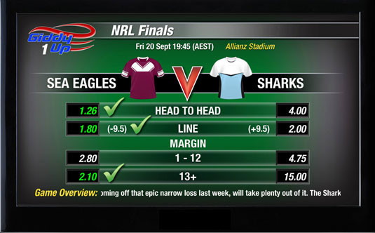 Giddy-Up TV - Sports - NRL